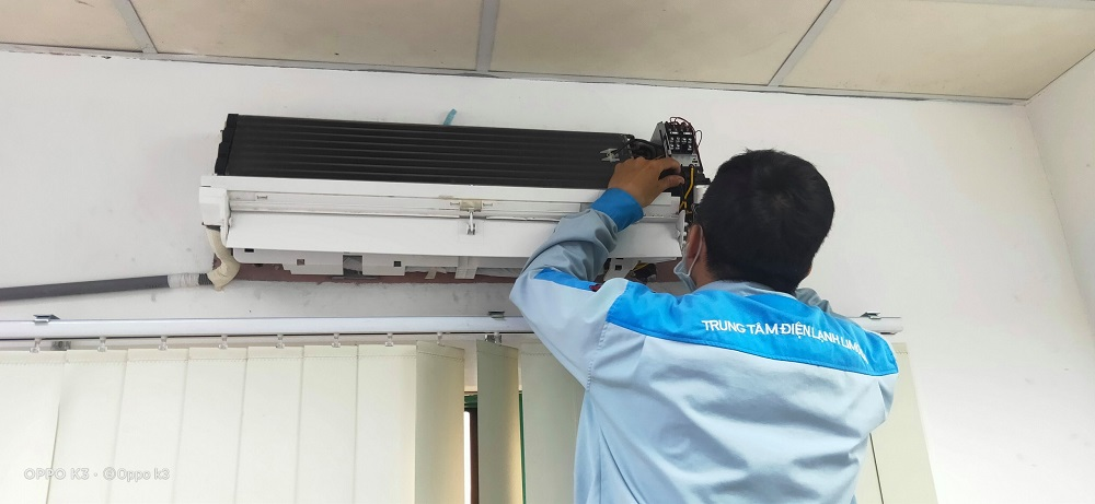 Sửa máy lạnh quận 11